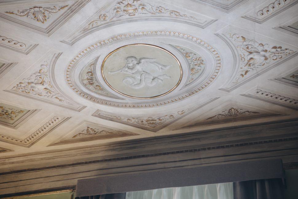 Cherubs Suite Palazzo Gregorini Bingham - Art Luxury Suites - Bologna