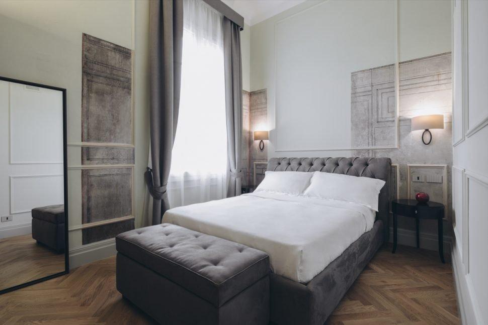 Sinopia Suite Palazzo Gregorini Bingham - Art Luxury Suites - Bologna