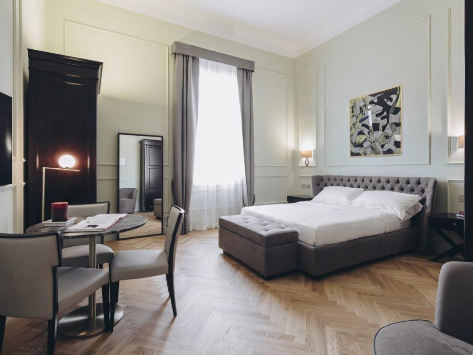 Camere Palazzo Gregorini Bingham - Art Luxury Suites - Bologna